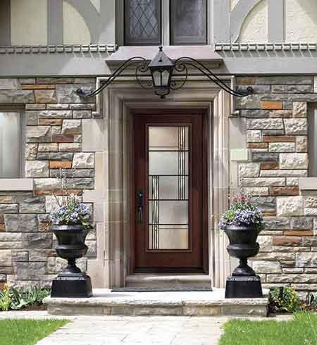 Belmont® Fibreglass Door