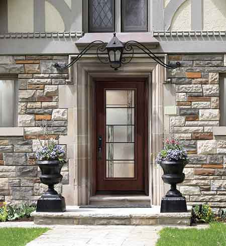 Belmont® Fibreglass Door